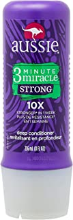 Tratamento Aussie Strong 3 Minute Miracle, 236Ml