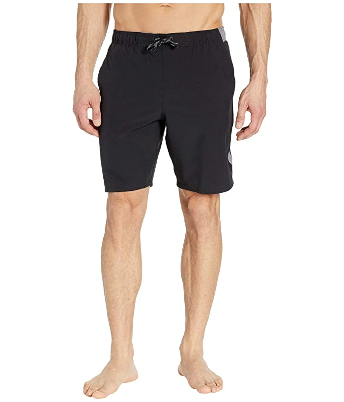 Nike 9 Contend 2.0 Volley Shorts (Black) Men