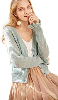 Best blue mohair cropped sweater Reviews