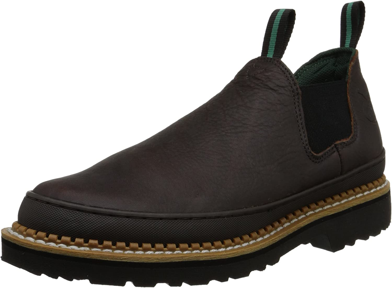 Georgia Giant Men's Romeo Slip-On Work shoes