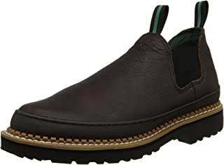 Georgia Giant Men's Romeo Slip-On Work Shoe