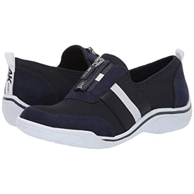 Anne Klein Sport Genius Slip-On Sneaker (Navy) Women