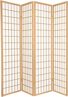 Legacy Decor 4-panel Room Screen Divider