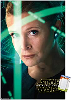 Best leia force awakens poster Reviews