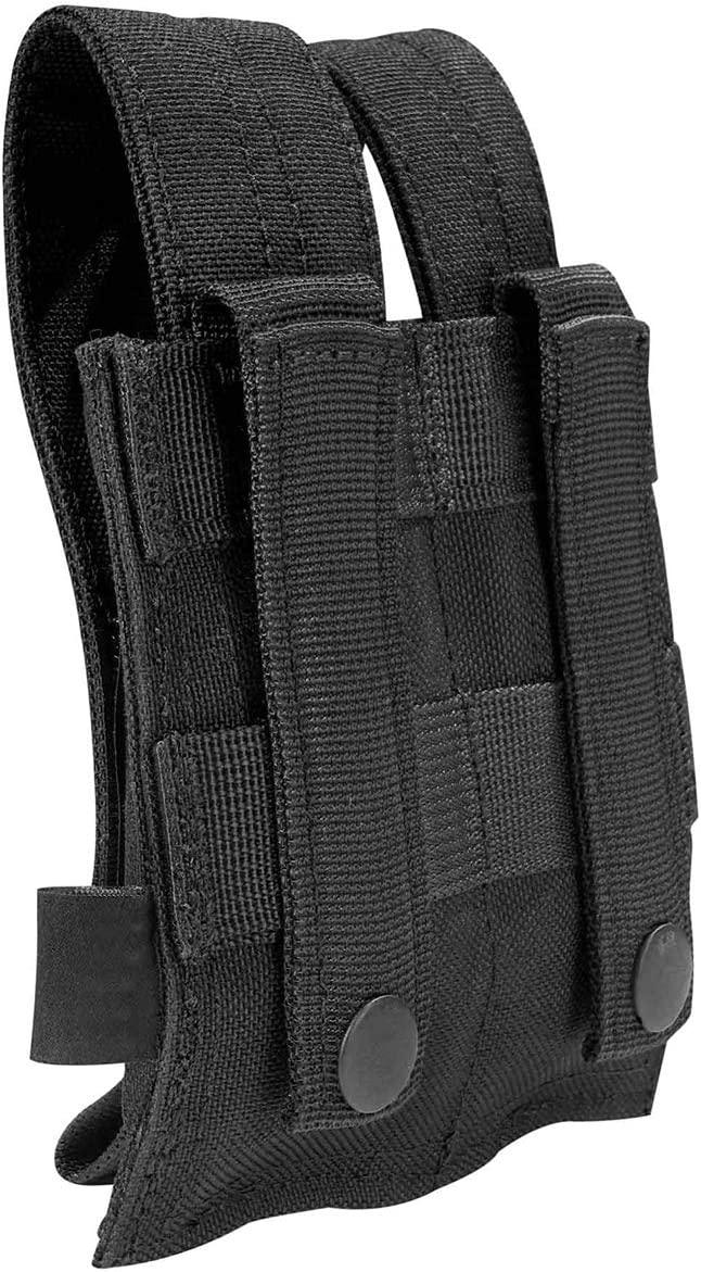 Beretta Max 54% OFF Grip-Tac Molle National products Tactical Ma Nylon High-Performance Double