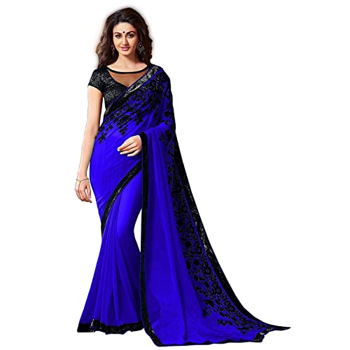 8237e75fa9b71 FabPandora multi-colored Saree With Blouse Piece sarees designer sarees