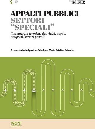 APPALTI PUBBLICI 4 - Settori speciali