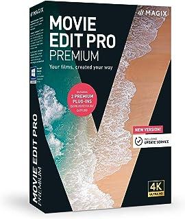 MAGIX Movie Edit Pro 2021 Premium - Create Better Videos, Fast!