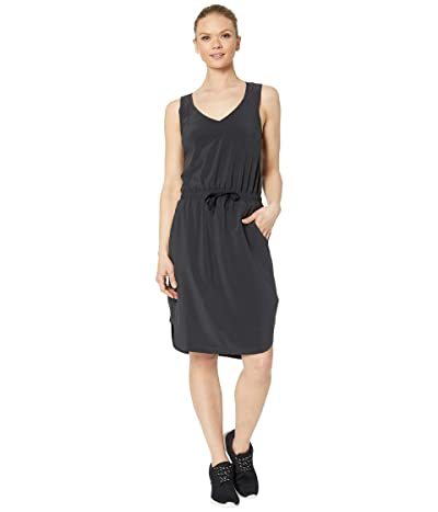 ExOfficio Kizmettm Bellezza Dress (Black) Women