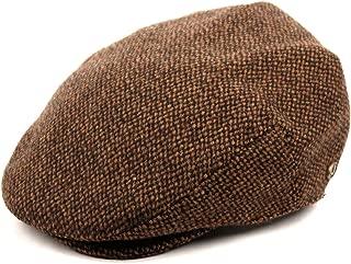Men's Premium Wool Blend Classic Flat IVY newsboy Collection Hat