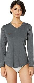Women's Hybrid Long Sleeve V-Neck Sun Shirt