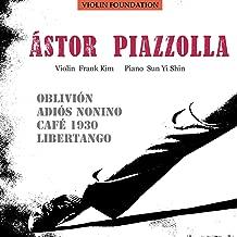 Oblivion by Astor Piazzola