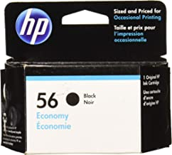 HP 56 | Ink Cartridge | Black | Economy Size | D8J31AN