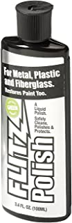 Flitz Flüssigpolitur Metallpolitur Universalreiniger Metallpflege Liquid Metal Polish (100 ml / 3.4 OZ)