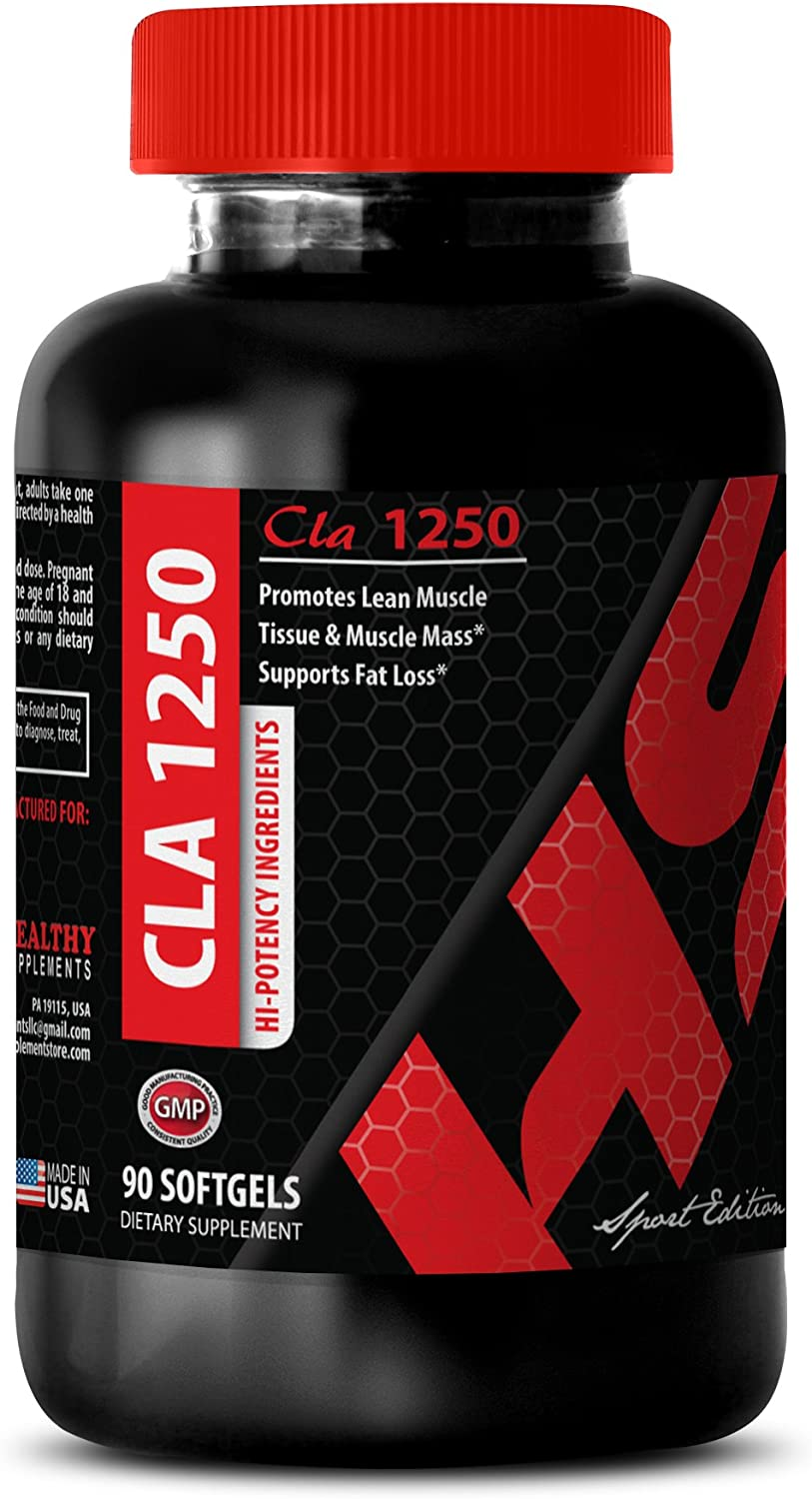 mart Super popular specialty store Cla Weight Loss - CONJUGATED LINOLEIC MG Acid 1250 Promote CLA
