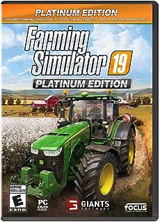 Farming Simulator 19 Platinum Edition (PC) - PC