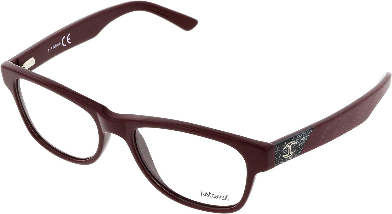 Just Cavalli for unisex jc0461  069, Designer Eyeglasses Caliber 53