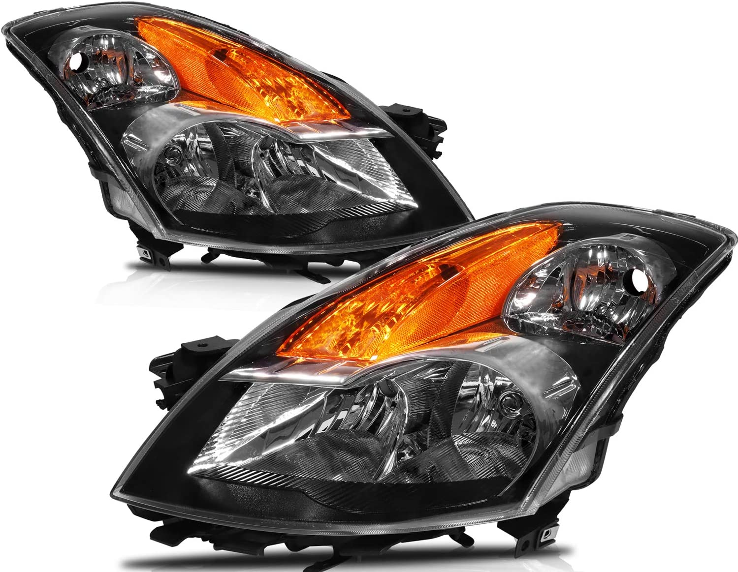 cciyu Headlights Assembly for Import Nissan 2007-2009 Prote Max 46% OFF with Altima