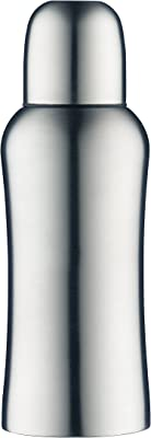 Kaiser Alfi 35507205050 Stainless Steel Slim Vacuum Bottle, 1/2-Liter