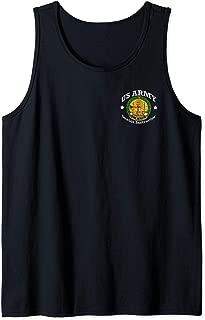 Army Senior Instructor Badge Shield Tank Top