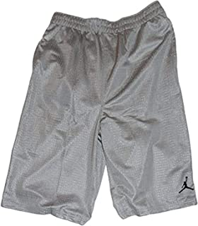 5a61331e2f37dc Nike Boys Air Jordan Mesh Athletic Basketball Shorts