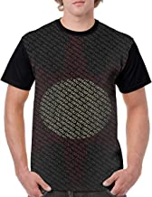 Mens Dark Souls Warrior of Sunlight Crazy 3D Printed Tshirts Casual Creative Crewneck Short Sleeve Graphic Tees