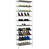 Deals on Anhoney 10 Tiers Shoe Rack