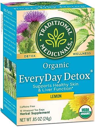 Detox-Tea Box