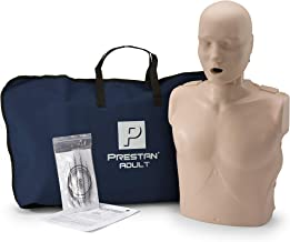 PRESTAN PP-AM-100-MS Professional Adult CPR-AED Training Manikin, Medium Skin Tone