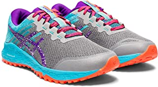 ASICS Women's Alpine XT Trail Running Shoes, Sheet Rock/Silver, 5.5 M US