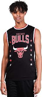 Ultra Game NBA Men's Jersey Tank Top Mesh Sleeveless