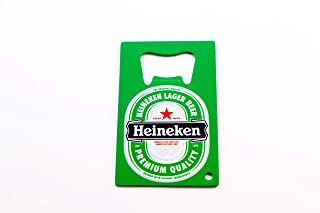 Heineken Lager Beer Premium Quality Bottle Opener 3.25x2