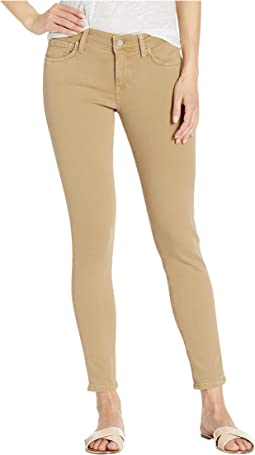 Alexa Alexa Skinny in Irish Cream Twill
