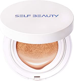 UNICONIC Velvet Airy Matte Finish Cushion - SELF BEAUTY Full Coverage Foundation Skin Oil Control Texture Improvement UV P...