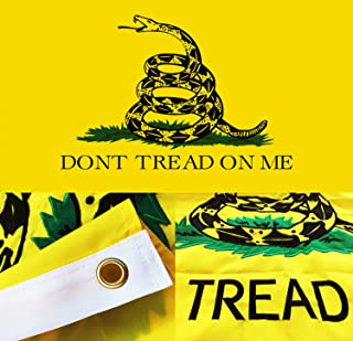 Best dont tread on me flag for sale Reviews