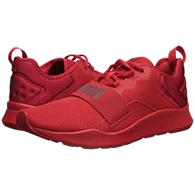 PUMA Wired Pro (High Risk Red/Asphalt) Men