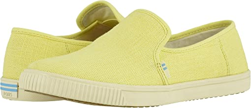 Highlighter Yellow Heritage Canvas