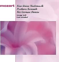 Mozart: Eine kleine Nachtmusik, Posthorn Serenade, Six German Dances