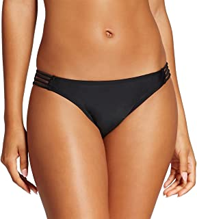 Women's Strappy Hipster Bikini Bottom