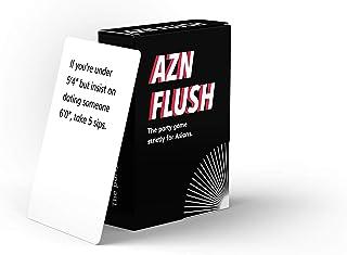 AZN FLUSH Game: The OG Pack - Adult Drinking Game for Asian Americans