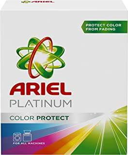 Ariel Platinum Automatic Color Protect Laundry Powder Detergent, 2.25 kg - Pack of 1