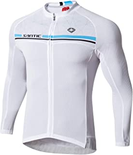 black and white cycling jersey