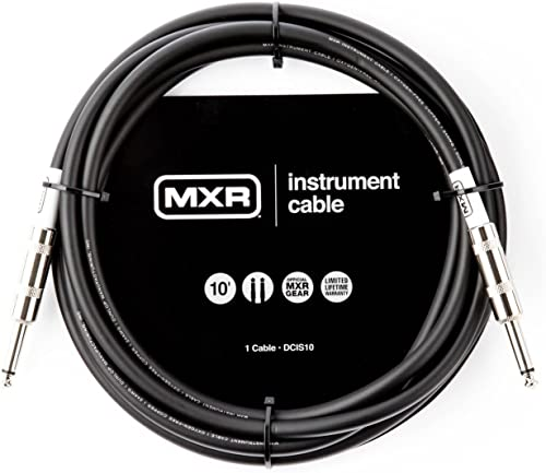 high quality MXR lowest DCIS10 10' Feet Standard High online sale Performance Instrument Cable Black (Straight-Straight) online