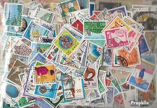 Prophila Collection Japón 1.500 Diferentes Sellos (Sellos para los coleccionistas)