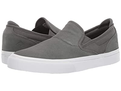 Emerica Wino G6 Slip-On (Grey) Men