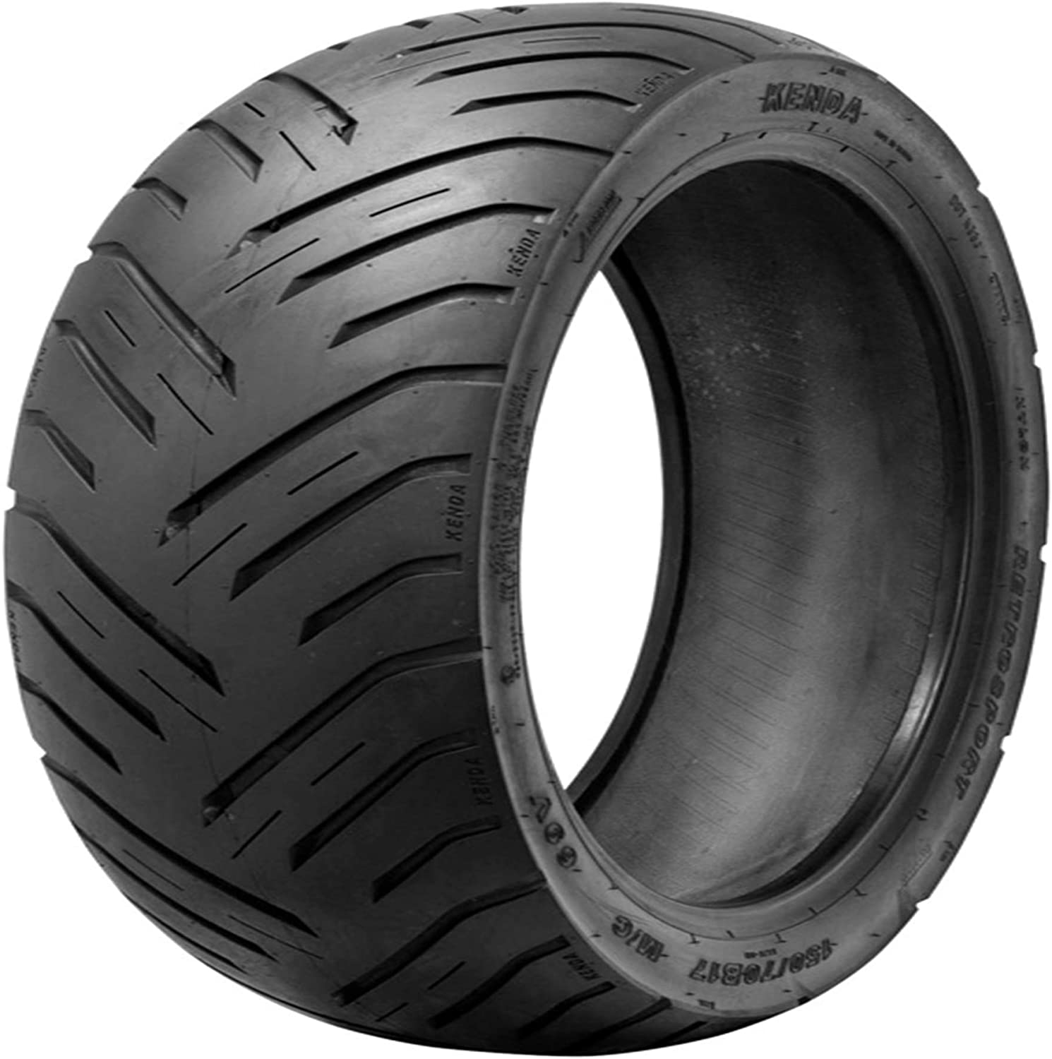 K676 Rapid rise RetroActive Rear Tire - 130 1989 Discount mail order Fits 90-16 Harley Davidson