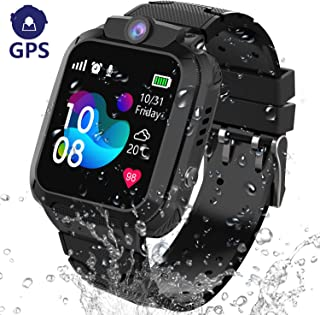GPS Reloj Inteligente Niña Impermeable - Smartwatch Niños