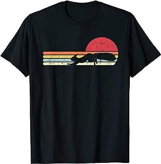 Squirrel Shirt. Retro Style T-Shirt