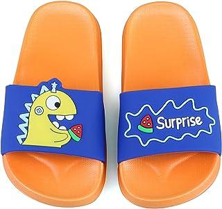 Hausschuhe Mädchen Kinder Badeschuhe Leicht Schlappen Flache Hausschuhe Sommer Hausschuhe Jungs