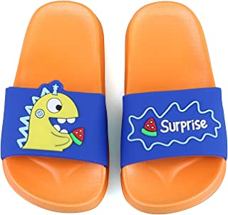 Garçons Filles Mignonnes Sandales été Enfants Chaussures d'eau Salle de Bain Plage Piscine Pantoufle Sandale Antidérapante...